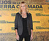 Photo of Charlize Theron at a Photo Call for Her Film The Burning Plain in Madrid