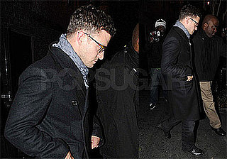 Photos of Justin Timberlake in NYC