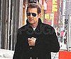 Photo of Clive Owen Taking a Walk in NYC