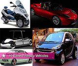 10 Earth Friendly Eco Cars