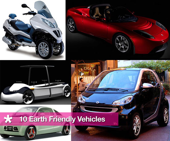 Eco Ride: 10 Earth Friendly Vehicles to Get You Going