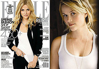 Photos and Quotes From Reese Witherspoon's Elle Magazine April Cover 2009 About Painful Divorce and Fabulous Jake Gyllenhaal