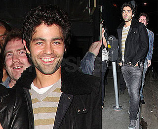 Photos of Adrian Grenier Out in LA at Coco de Ville