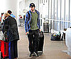 Photo of Zach Braff at LAX