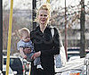Photo of Nicole Kidman out with Sunday Rose Urban in Nashville