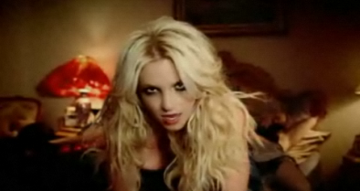 "Britney Spears's ""If U Seek Amy"" Video"