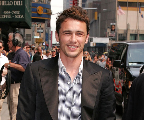 4. James Franco