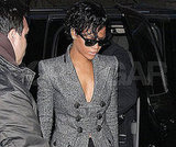 Rihanna Steps Out