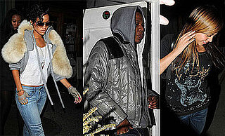 Photos of Rihanna, Jay-Z, Beyonce in NYC