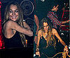 Photos of Lindsay Lohan and Samantha Ronson at Passions in Florida After Skipping Red Carpet, Tanning Line Called Sevin Nyne