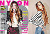 Lindsay in Nylon
