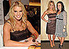 Photos of Jessica Simpson and Tina Simpson at Fancy Promotion in Scottsdale