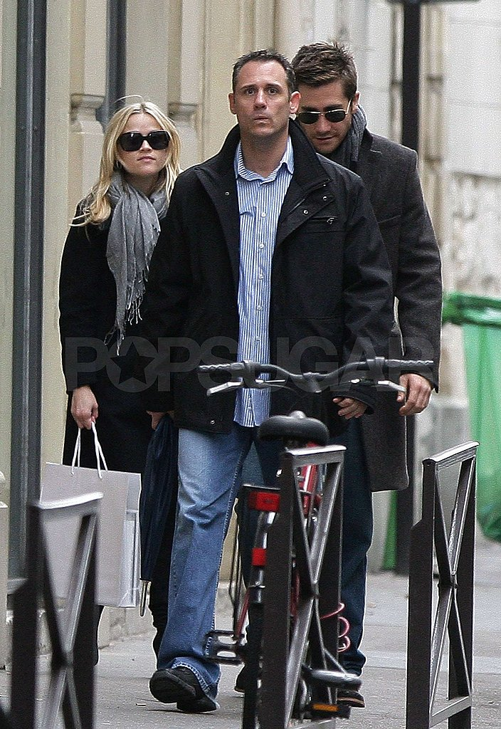 Reese and Jake Shop in Paris