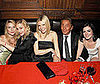 Photo of Madonna, Claire Danes, Gwyneth Paltrow and Anne Hathaway at Valentino Garavani's After-Party
