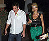 Photo of Paris Hilton and Doug Reinhardt Celebrating St. Patrick's Day in Las Vegas