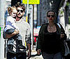 Photo of Tobey Maguire Out With Ruby and Jennifer in LA