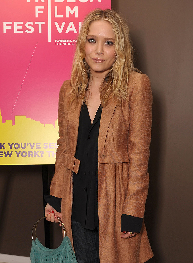 Mary-Kate At TriBeca Film Festival