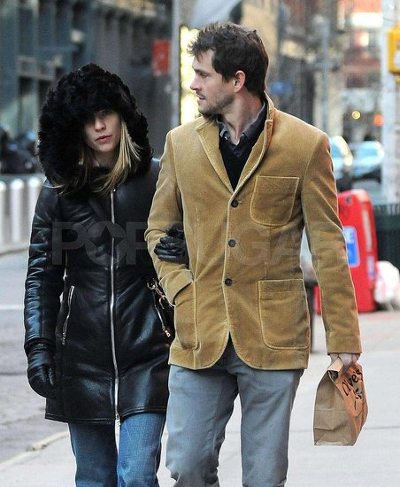 Claire and Hugh Walk Around SoHo