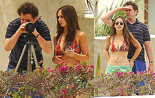 Bikini Photos of Jennifer Love Hewitt With Jamie Kennedy in Mexico