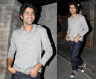 Photos of Adrian Grenier in LA