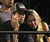 Photo of Enrique Iglesias and Anna Kournikova at the Sony Ericsson Open