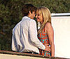 Photo of Ashton Kutcher and Katherine Heigl Filming Five Killers in Monaco