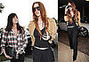 Photos of Lindsay and Ali Lohan at Hair Salon, Reportedly With Drew Barrymore