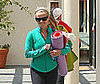 Photo of Smiley Reese Witherspoon Leaving a Yoga Class in LA