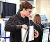 Photo of Josh Harnett at LAX