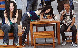 Photos of Mary-Louise Parker on the Set of Weeds