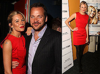 Photos of Sienna Miller, Peter Sarsgaard, Maggie Gyllenhaal and Zoe Kravitz at a The Mysteries of Pittsburgh Screening in NYC