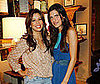 Photo of Lake Bell and Eva Longoria at a Party for Lyn Devon in LA
