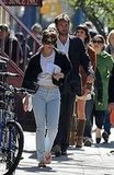 Rachel McAdams and Josh Lucas in NYC