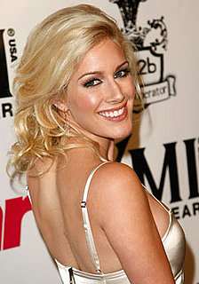 "Heidi Montag's Single ""Black Out"""