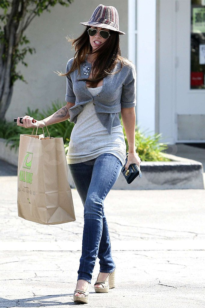 Megan Fox in LA