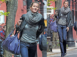 Photo of Newly-Married Gisele Bundchen in NYC Without Tom Brady
