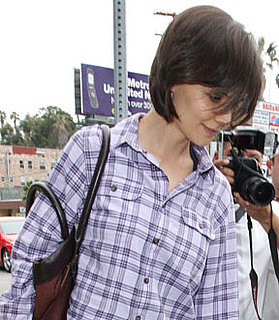 Photos of Katie Holmes in LA 2009-04-17 13:30:55