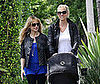 Photo of Pregnant Sarah Michelle Gellar Out For a Walk in LA