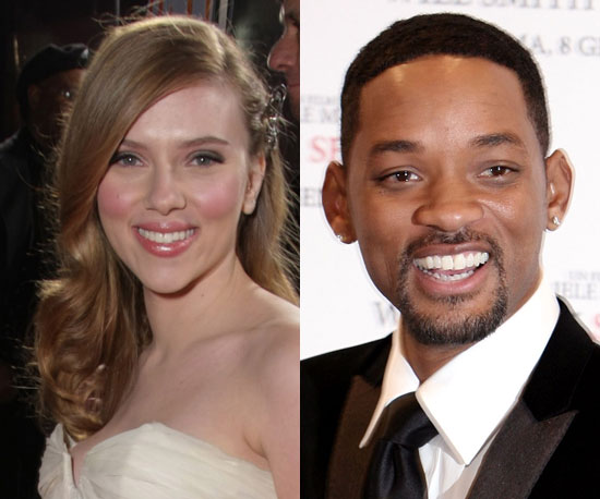 Scarlett Johansson vs. Will Smith