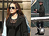 Photos of Brad Pitt and Angelina Jolie in NYC