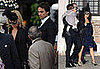 Photo of of Charlize Theron, Francois-Henri Pinault, Lily Cole, Salma Hayek, and Stuart Townsend in Venice For Salma's Wedding