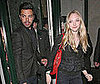 Photo of Amanda Seyfried and Dominic Cooper Leaving the Ivy in London