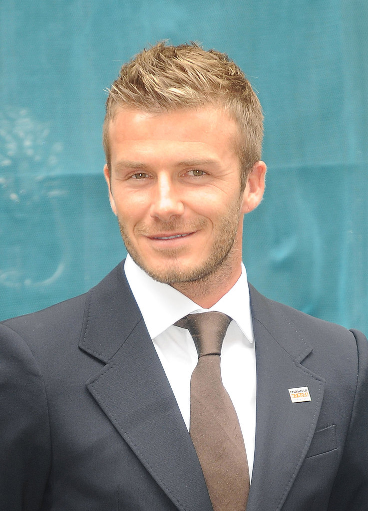 David Beckham Helps Malaria No More