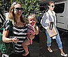 Photos of Jessica Alba Out with Honor Warren in LA