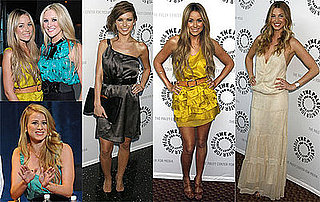 Photos of Lauren Conrad, Audrina Patridge, Stephanie Pratt, Lo Bosworth at PaleyFest, Family Guy Sneak Peek Video