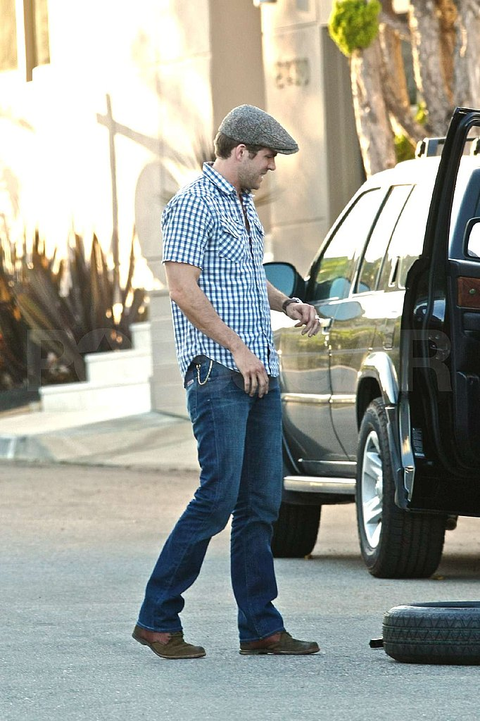 Ryan Reynolds in LA