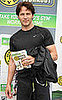 True Blood's Stephen Moyer Plays the New Gold's Gym Cardio Fitness Game for the Wii