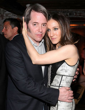 Sarah Jessica Parker and Matthew Broderick Are Expecting Twins Via A Surrogate