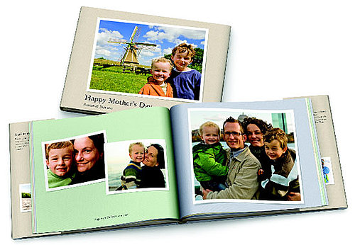 Give Mom a Custom iPhoto Photo Book For Mother's Day, Order By April 30th
