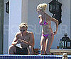 Photo of Newlyweds Heidi Montag and Spencer Pratt in Cabo